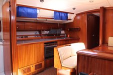 thumbnail-8 Bavaria Yachtbau 45.0 feet, boat for rent in Tuscany, IT