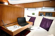 thumbnail-9 Bavaria Yachtbau 46.0 feet, boat for rent in Ionian Islands, GR