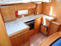 thumbnail-15 Bavaria Yachtbau 47.0 feet, boat for rent in Saronic Gulf, GR
