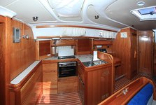 thumbnail-8 Bavaria Yachtbau 51.0 feet, boat for rent in Zadar region, HR