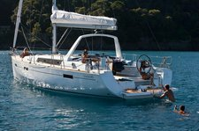 thumbnail-8 Bénéteau 45.0 feet, boat for rent in Balearic Islands, ES