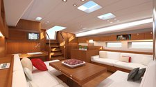 thumbnail-2 Bénéteau 55.0 feet, boat for rent in Split region, HR