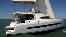 thumbnail-8 Catana 42.0 feet, boat for rent in Saronic Gulf, GR