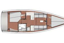 thumbnail-8 Dufour 36.0 feet, boat for rent in Sag Harbor, NY
