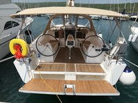 thumbnail-5 Dufour Yachts 36.0 feet, boat for rent in Kvarner, HR