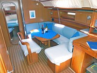 thumbnail-10 Dufour Yachts 38.0 feet, boat for rent in Saronic Gulf, GR
