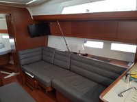thumbnail-6 Dufour Yachts 41.0 feet, boat for rent in Zadar region, HR