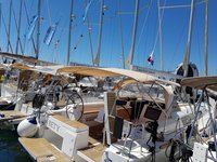 thumbnail-11 Dufour Yachts 41.0 feet, boat for rent in Zadar region, HR