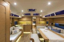 thumbnail-8 Dufour Yachts 46.0 feet, boat for rent in Šibenik region, HR