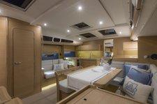 thumbnail-3 Dufour Yachts 46.0 feet, boat for rent in Šibenik region, HR