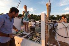 thumbnail-6 Dufour Yachts 46.0 feet, boat for rent in Šibenik region, HR