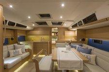 thumbnail-7 Dufour Yachts 46.0 feet, boat for rent in Šibenik region, HR