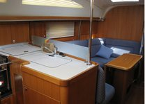 thumbnail-7 Elan Marine 37.0 feet, boat for rent in Saronic Gulf, GR