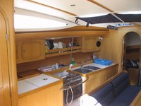 thumbnail-2 Feeling Yachts 38.0 feet, boat for rent in Saronic Gulf, GR