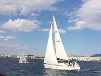 thumbnail-7 Feeling Yachts 38.0 feet, boat for rent in Saronic Gulf, GR