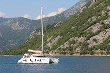 Charter this amazing Fountaine Pajot Lipari 41 in Montenegro