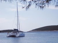 thumbnail-16 Fountaine Pajot 39.0 feet, boat for rent in Zadar region, HR
