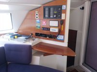 thumbnail-3 Fountaine Pajot 39.0 feet, boat for rent in Zadar region, HR