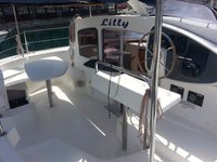 thumbnail-18 Fountaine Pajot 39.0 feet, boat for rent in Zadar region, HR