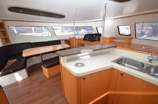 thumbnail-7 Fountaine Pajot 46.0 feet, boat for rent in Ionian Islands, GR