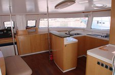 thumbnail-2 Fountaine Pajot 46.0 feet, boat for rent in Saronic Gulf, GR