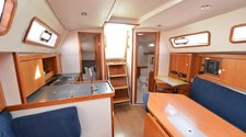 thumbnail-5 Hanse Yachts 31.0 feet, boat for rent in Zadar region, HR