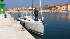 thumbnail-7 Hanse Yachts 34.0 feet, boat for rent in Zadar region, HR