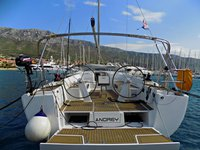thumbnail-7 Hanse Yachts 50.0 feet, boat for rent in Split region, HR