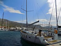 thumbnail-5 Hanse Yachts 50.0 feet, boat for rent in Split region, HR