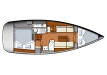 thumbnail-3 Jeanneau 32.0 feet, boat for rent in Ionian Islands, GR