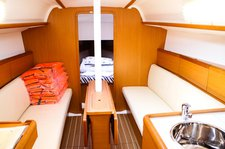 thumbnail-2 Jeanneau 32.0 feet, boat for rent in Zadar region, HR