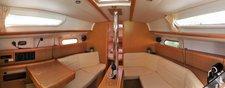 thumbnail-5 Jeanneau 35.0 feet, boat for rent in Šibenik region, HR
