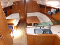 thumbnail-12 Jeanneau 40.0 feet, boat for rent in Saronic Gulf, GR