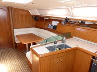 thumbnail-8 Jeanneau 40.0 feet, boat for rent in Saronic Gulf, GR