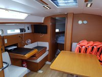 thumbnail-2 Jeanneau 40.0 feet, boat for rent in Zadar region, HR