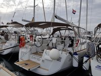 thumbnail-5 Jeanneau 40.0 feet, boat for rent in Zadar region, HR