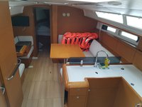 thumbnail-9 Jeanneau 40.0 feet, boat for rent in Zadar region, HR