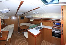 thumbnail-6 Jeanneau 42.0 feet, boat for rent in Zadar region, HR