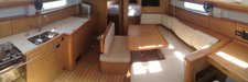 thumbnail-5 Jeanneau 45.0 feet, boat for rent in Šibenik region, HR