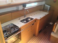 thumbnail-9 Jeanneau 45.0 feet, boat for rent in Šibenik region, HR