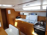 thumbnail-6 Jeanneau 46.0 feet, boat for rent in Ionian Islands, GR