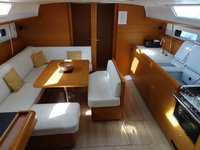 thumbnail-7 Jeanneau 46.0 feet, boat for rent in Ionian Islands, GR