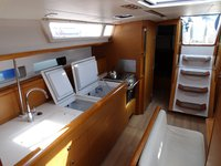 thumbnail-14 Jeanneau 46.0 feet, boat for rent in Ionian Islands, GR