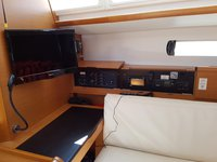 thumbnail-6 Jeanneau 46.0 feet, boat for rent in Zadar region, HR