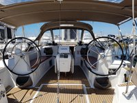 thumbnail-7 Jeanneau 46.0 feet, boat for rent in Zadar region, HR