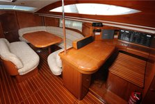 thumbnail-12 Jeanneau 54.0 feet, boat for rent in Zadar region, HR