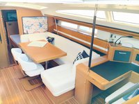 thumbnail-9 Jeanneau 58.0 feet, boat for rent in Split region, HR