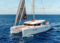 thumbnail-1 Lagoon-Bénéteau 38.0 feet, boat for rent in Saronic Gulf, GR