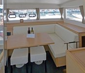 thumbnail-11 Lagoon-Bénéteau 38.0 feet, boat for rent in Saronic Gulf, GR