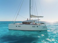 thumbnail-2 Lagoon-Bénéteau 38.0 feet, boat for rent in Saronic Gulf, GR